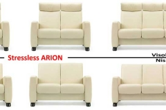 stressless garniture